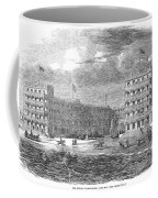 New Jersey Hotel, 1853 Coffee Mug