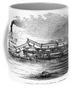 New Jersey: Train Wreck Coffee Mug
