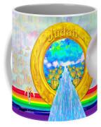 New Jerusalem Closeup - City Of God's Kingdom On Earth Coffee Mug