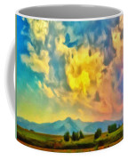 New Mexico Dawn Coffee Mug
