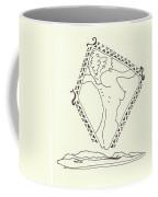 New Mexico Moon 5 Coffee Mug