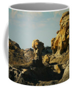 New Mexico Red Rock Coffee Mug
