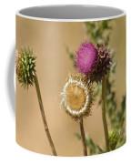 New Mexico Thistle II Coffee Mug