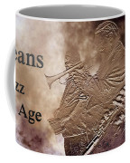 New Orleans The Jazz Age Coffee Mug