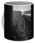 New River Gorge Bridge Fayetteville West Virginia Coffee Mug