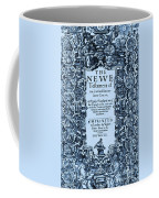 New Testament, King James Bible Coffee Mug by Photo Researchers