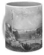 New York Bay, 1838 Coffee Mug