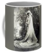 New York: Bride, 1920 Coffee Mug