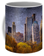 New York Buildings Coffee Mug