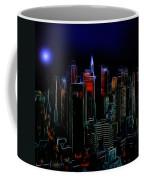 New York By Moonlight Coffee Mug