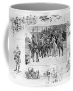 New York: Camp Wikoff, 1898 Coffee Mug