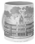 New York: City Hall, C1829 Coffee Mug