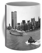 New York City Harbor Coffee Mug