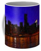 New York Colors Coffee Mug