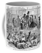 New York: Dog Pound, 1866 Coffee Mug