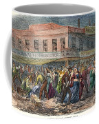 New York: Draft Riots 1863 Coffee Mug