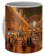 New York Grand Central Coffee Mug