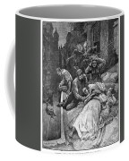 New York: Heat Wave, 1883 Coffee Mug