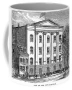 New York: High School Coffee Mug