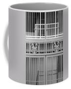 New York Mets Jail Coffee Mug by Rob Hans