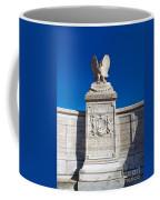 New York Monument Coffee Mug