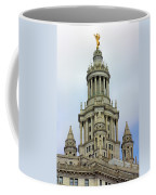 New York Municipal Building Coffee Mug