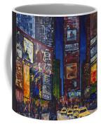 New York Nights Coffee Mug