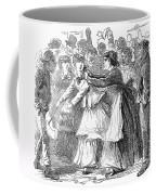 New York: Orange Riot Coffee Mug