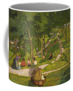 New York Park Coffee Mug