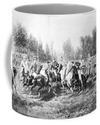 New York: Polo Club, 1877 Coffee Mug