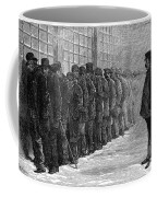 New York: Poorhouse, 1875 Coffee Mug