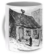 New York: Shanty, 1875 Coffee Mug