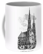 New York: St. Georges Coffee Mug