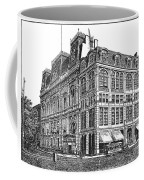 New York: Theater, 1869 Coffee Mug