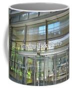 New York Times Reflection Coffee Mug