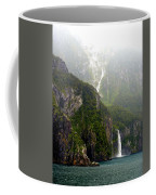 New Zealand's Milford Sound Coffee Mug