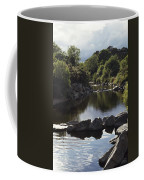 Newcastle, Shimna River, Co Down Coffee Mug