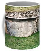 Newgrange Runes Coffee Mug