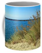 Newport Bay In Oregon Coffee Mug