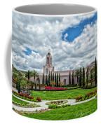 Newport Beach Temple  Coffee Mug