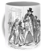 Newsboys, 1854 Coffee Mug