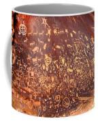 Newspaper Rock Coffee Mug