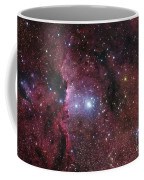 Ngc 6188, Starforming Region In Ara Coffee Mug