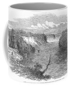 Niagara Falls, 1849 Coffee Mug