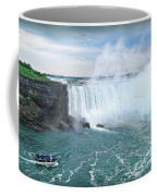 Niagara Falls And The Bubbles Coffee Mug
