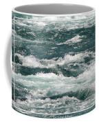 Niagara River Rapids 2 Coffee Mug