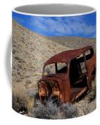 Nice Body Coffee Mug by Bob Christopher