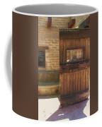 Nice Old Door Coffee Mug