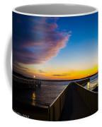 Night Approaches Coffee Mug by Shannon Harrington