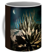 Night At The Desert's Edge Coffee Mug
